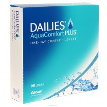 Dailies AquaComfort Plus 90 шт