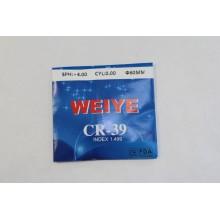 Линза пластиковые детская CR 1.5 WEIYE