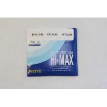 Линза пластик HI-MAX 1.56